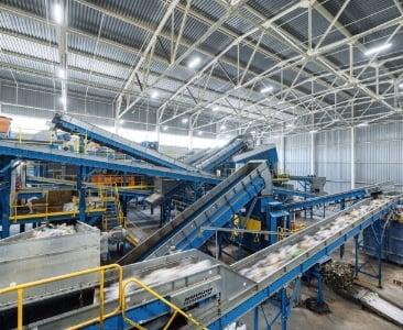 直営リサイクル工場エコワークス